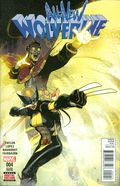 All New Wolverine (2015) 4D