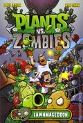 Plants vs. Zombies Lawnmageddon TPB (2014 Dark Horse) 1-REP