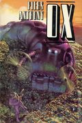 0X HC (1976 Doubleday Novel) By Piers Anthony [Zero Ten] 1-1ST