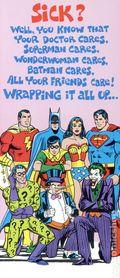 DC Comics Greeting Card (1978 DC Comics) 36
