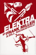Elektra Omnibus HC (2016 Marvel) 2nd Edition by Frank Miller and Bill Sienkiewicz 1-1ST
