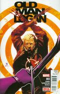 Old Man Logan (2016 Marvel) 3A