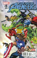 New Avengers (2015 4th Series) 5B