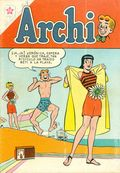 Archie (1954 Archi) Mexican Series Volume 3, Issue 32