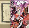 Uncanny X-Men (1963 1st Series) 500DFSIGNED