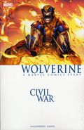 Civil War Wolverine TPB (2016 Marvel) 2nd Edition 1-1ST