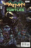 Batman Teenage Mutant Ninja Turtles (2015 DC) 4B
