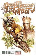 Rocket Raccoon and Groot (2016) 3B