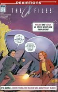 X-Files Deviations (2016 IDW) 1SUB