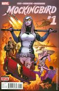 Mockingbird (2016 Marvel) 1A