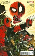 Spider-Man Deadpool (2016) 3A