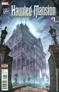 Haunted Mansion (2016 Marvel) 1A