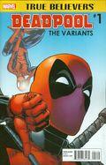 True Believers Deadpool Variants (2016) 1B