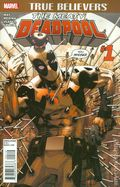 True Believers Meaty Deadpool (2015) 1B