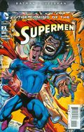 Superman The Coming of the Supermen (2016 DC) 2