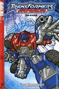Transformers Armada GN (2003 Tokyopop) Cine-Manga 1-1ST