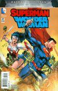 Superman Wonder Woman (2013) 27A