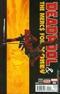 Deadpool and The Mercs for Money (2016 Marvel 1st Series) 2A