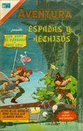 Serie Avestruz Aventura (1975 Editorial Novaro) Spanish 2
