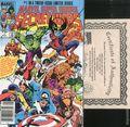 Marvel Super Heroes Secret Wars (1984) 1DFSIGNED