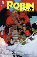 Robin Son of Batman HC (2016 DC) 1-1ST