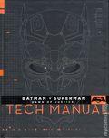 Batman v. Superman: Dawn of Justice - Tech Manual HC (2016 Titan Books) 1-1ST
