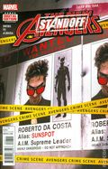 New Avengers (2015 4th Series) 8