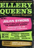 Ellery Queen's Mystery Magazine (1941) pulp digest Volume 43, Issue 5