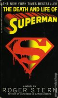 Death and Life of Superman PB (1994 Bantam Novel) 1-1ST