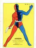 Daredevil Comics Card Set (1951 Lev Gleason 2nd Edition) 4-DAREDEVILB