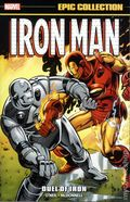 Iron Man Duel of Iron TPB (2016 Marvel) Epic Collection 1-1ST