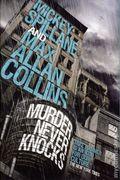Murder Never Knocks HC (2016 Titan Books) 1-1ST