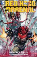 Red Hood/Arsenal TPB (2016 DC) 1-1ST