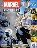 Marvel Fact Files SC (2013- Eaglemoss) Magazine Only 93