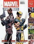 Marvel Fact Files SC (2013- Eaglemoss) Magazine Only 112