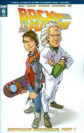 Back to the Future (2015 IDW) 6