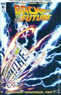 Back to the Future (2015 IDW) 6SUB