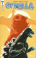 Godzilla Oblivion (2016 IDW) 1