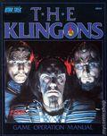 Klingons Game Operation Manual (1984) Star Trek RPG 2002A-REP
