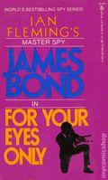 James Bond 007 For Your Eyes Only PB (1982 Berkley Novel) 1-1ST