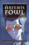 Artemis Fowl TPB (2007 Disney/Hyperion) The Graphic Novel 1-REP