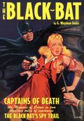 Black Bat SC (2015- Sanctum Books) Double Novel 3-1ST