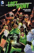 Green Lantern Corps The Lost Army TPB (2016 DC) 1-1ST