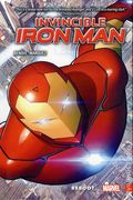 Invincible Iron Man HC (2016 Marvel) By Brian Michael Bendis 1-1ST