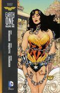 Wonder Woman Earth One HC (2016 DC) 1-1ST