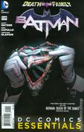 DC Comics Essentials Batman Death of the Family (2016) 1