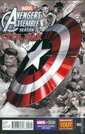 Avengers Assemble Civil War (2016 Marvel Universe) 2