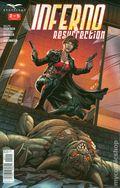 Inferno Resurrection (2015 Zenescope) 2A