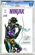 Ninjak (2015) 14D