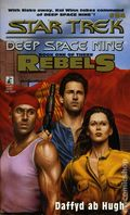 Star Trek Deep Space Nine Rebels PB (1999 Pocket Novel) 1-1ST